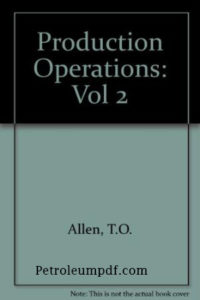 Production Operations Volume 2 Pdf
