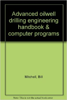 Advanced Oil Well Drilling Engineering Pdf