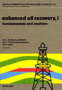 Fundamental of Enhanced Oil Recovery PDF by M. D. Donaldson Free Download