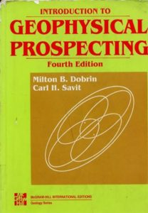 Introduction To Geophysical Prospecting 4th Edition PDF Free Download