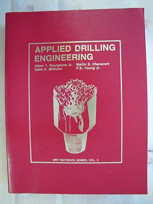 Applied Drilling Engineering SPE Series Pdf