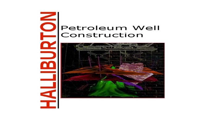 Halliburton Petroleum Well Construction PDF Free Download